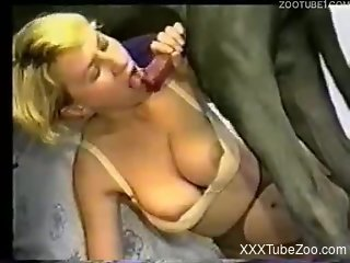 Amateur dog porn compilation in awesome zoo sex tube video